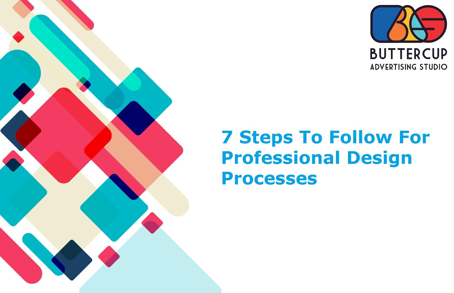 Professional Design Processes