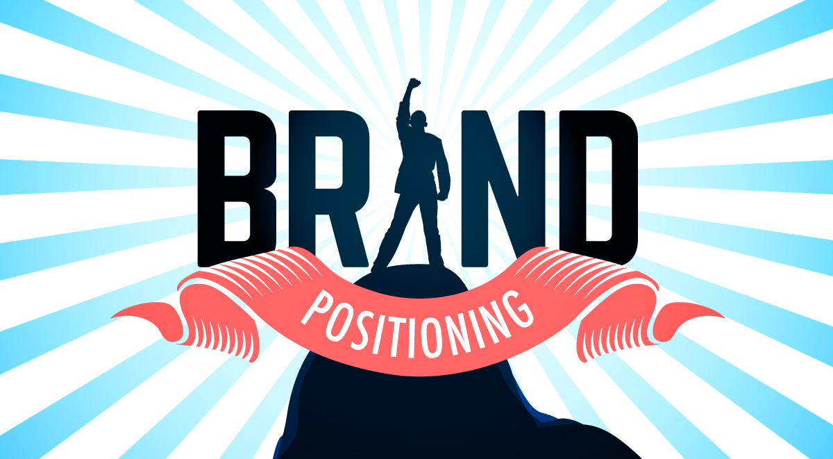 Positioning Of Brand