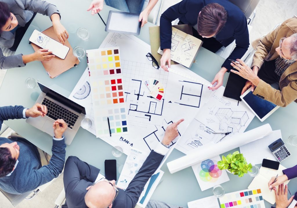 Benefits of an in-house design team