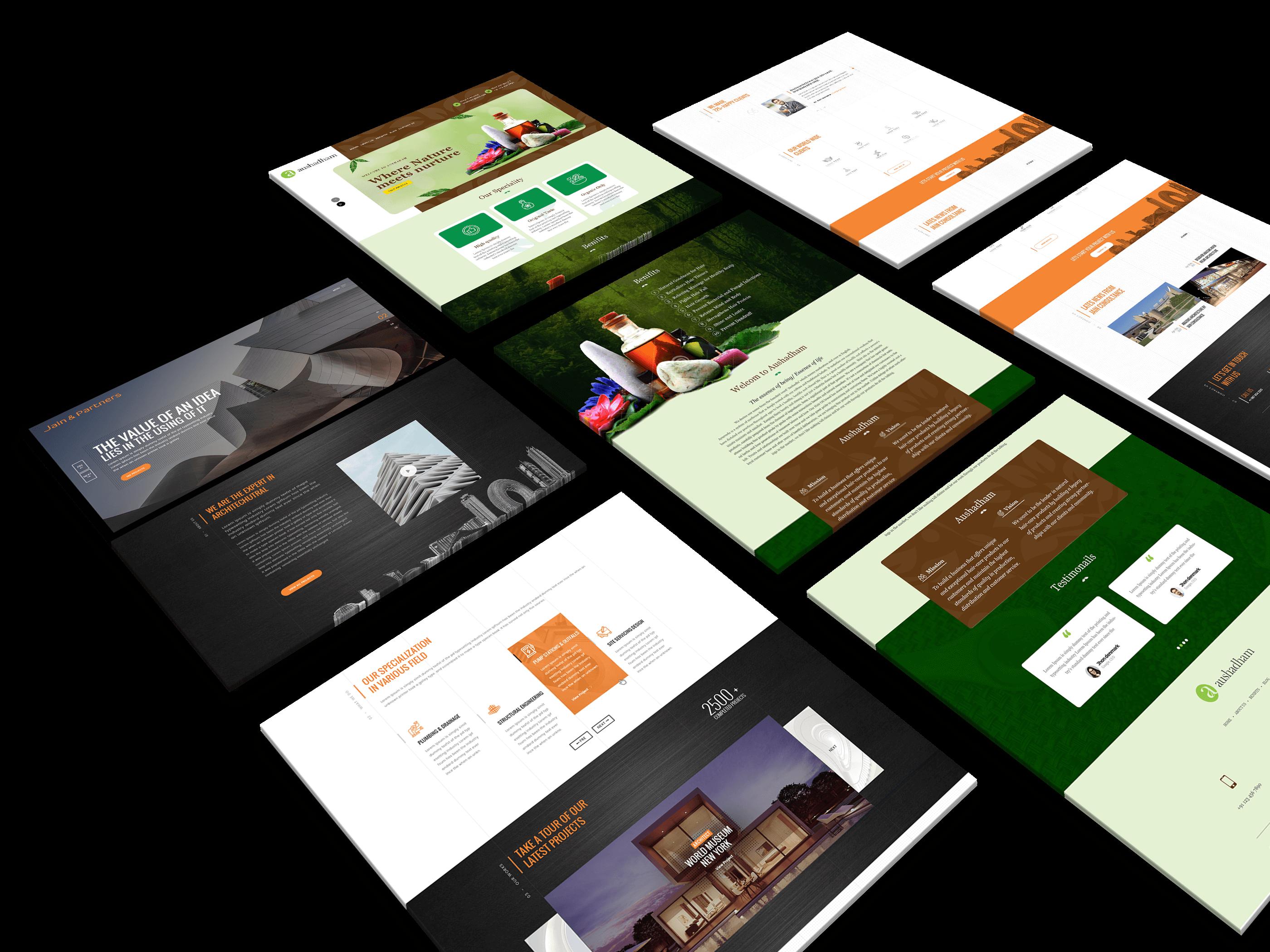 8fb28f1d639a Creative Web Design Services in India   Corporate Web Design Firm